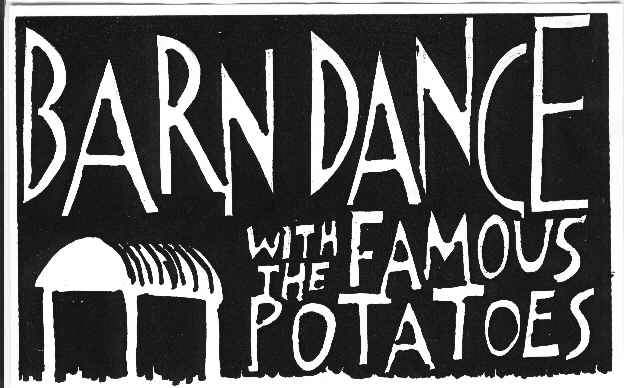 barn dance graphic